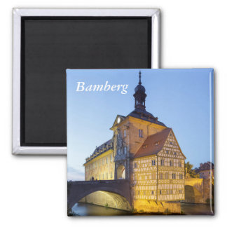 Bamberg evening magnet