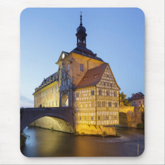 Bamberg evening mouse pad