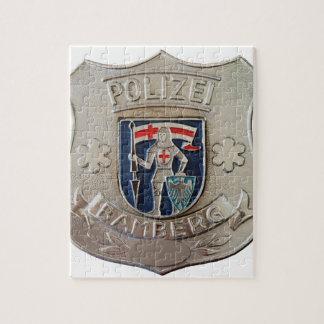 Bamberg Polizei Jigsaw Puzzle