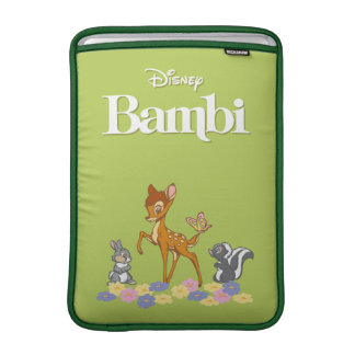 Bambi & Friends Sleeve For MacBook Air