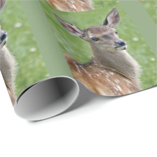 Bambi Wrapping Paper