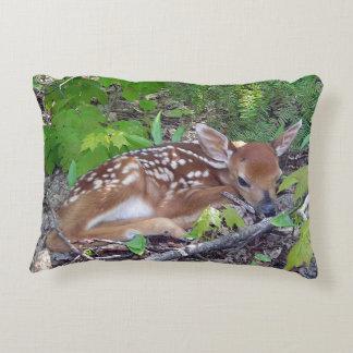 Bambie Deer Roe-deer Decorative Cushion