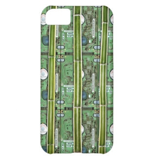 Bamboo and Hard Drives iPhone 5C Case