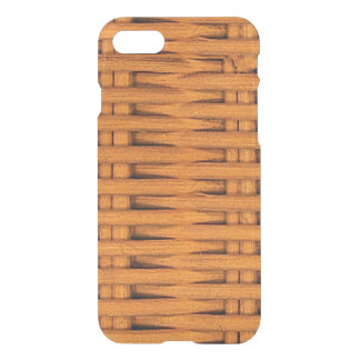 Bamboo Basket Weave iPhone 7 Case