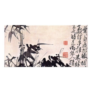 Bamboo By Hsü Wei (Best Quality) Photo Cards