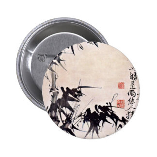 Bamboo By Hsü Wei Best Quality Pinback Button
