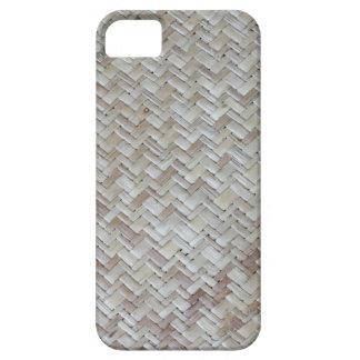 Bamboo chevron zigzag zig zag pattern wood photo case for the iPhone 5