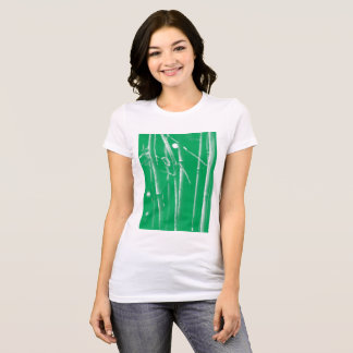Bamboo (Feminine - white) T-Shirt