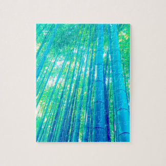 Bamboo Forest Series Jigsaw Puzzle