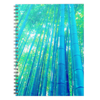 Bamboo Forest Series Notebooks