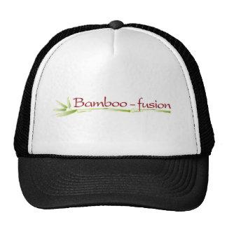 Bamboo fusion hat