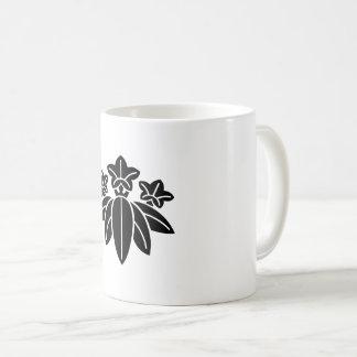 Bamboo grass dragon gallbladder coffee mug