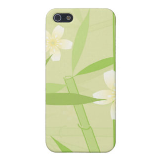 Bamboo iPhone Case Case For The iPhone 5