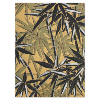 Bamboo Leaves in Shade Tissue Paper