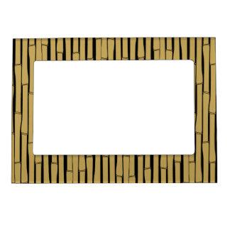 Bamboo Magnetic Frame