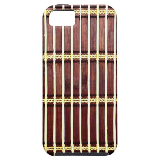 bamboo mat texture case for the iPhone 5