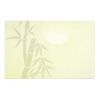 Bamboo Moon Stationery