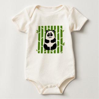 Bamboo Panda Baby /Creeper Baby Bodysuit