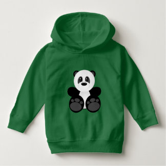Bamboo Panda Bear Hoodie