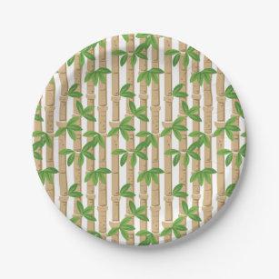 bamboo plates. Black Bedroom Furniture Sets. Home Design Ideas