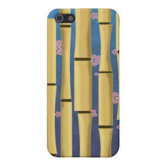 Bamboo Stripes iPhone 5 Cases
