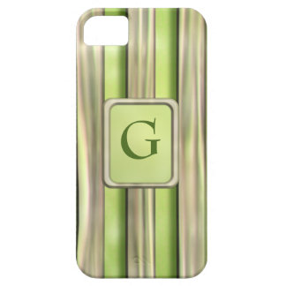 Bamboo Stripes iPhone 5 Covers