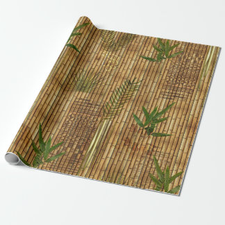 Bamboo Tapa Cloth Wrapping Paper