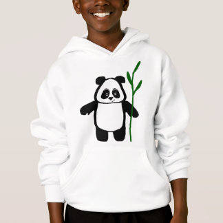 Bamboo the Panda Kids Hoody
