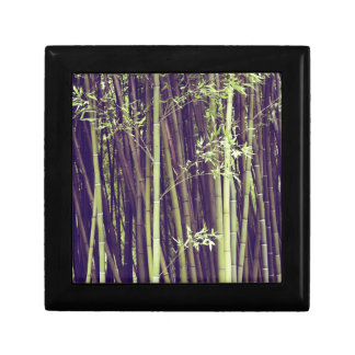Bamboo trees gift box