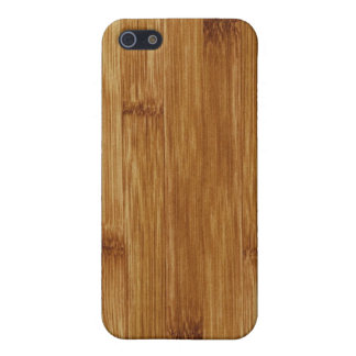 Bamboo wood iPhone 5/5S covers