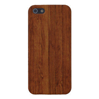 Bamboo Wood Texture Pattern iPhone 5 Cases
