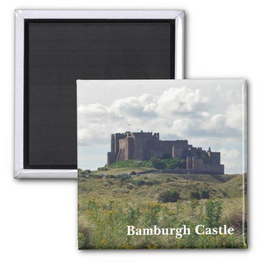 Bamburgh Castle Magnet