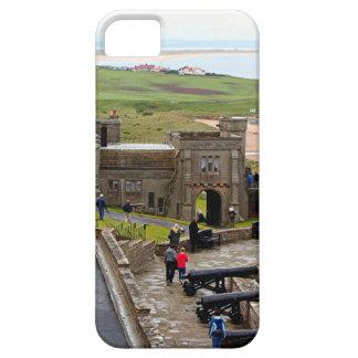 Bamburgh Castle, Northumberland, England iPhone 5 Cover