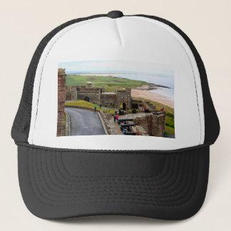 Bamburgh Castle, Northumberland, England Trucker Hat