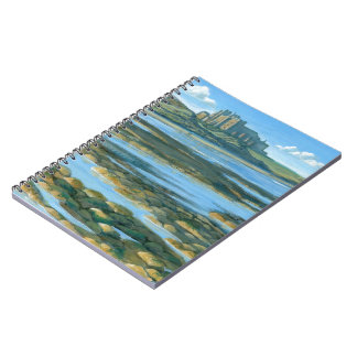 Bamburgh Castle Notebook