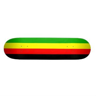 Bamileke National Movement, Democratic Republic of Skateboard Decks