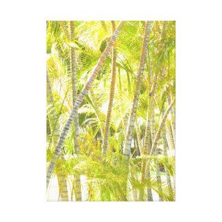 Bammboo Canvas Print