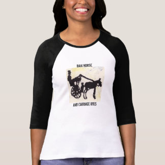 Ban Horse And Carriage Rides T-Shirt
