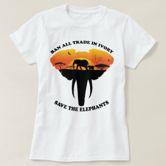Ban Ivory T-Shirt