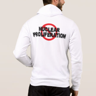 Ban Nuclear Proliferation Hoodie