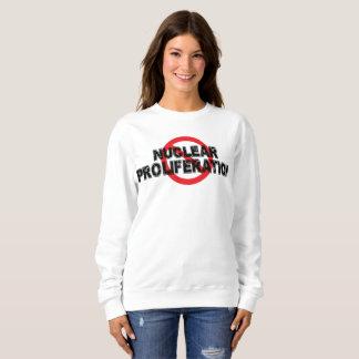 Ban Nuclear Proliferation Sweatshirt