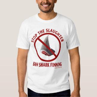 Ban Shark Finning T-shirt