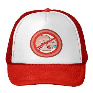 Ban the Brat No kids allowed Trucker Hat