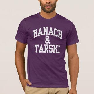 Banach & Tarski T-shirts