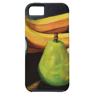 Banana Apple Pear Still Life iPhone 5 Case