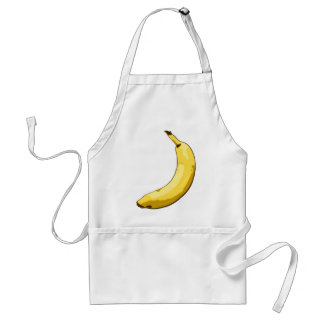 Banana Adult Apron