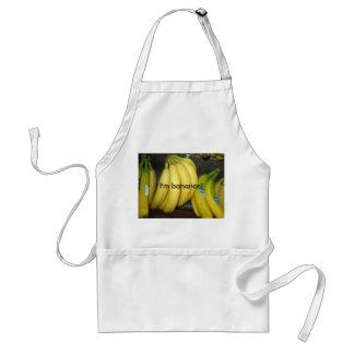 """Banana Apron"" Standard Apron"