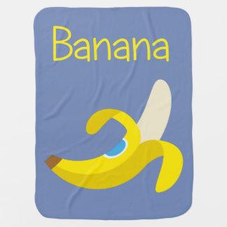 Banana Baby Blanket