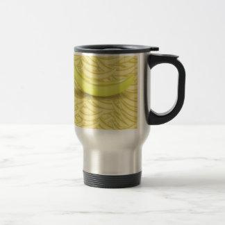 Banana Background Travel Mug