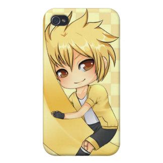 Banana Boy chibi iPhone 4/4S Case